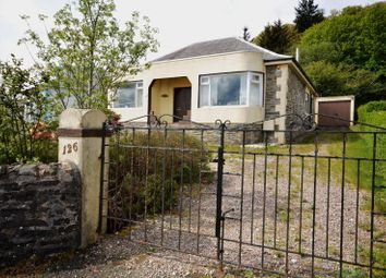 Thumbnail 2 bedroom bungalow for sale in Cairnbaan Bullwood Road, Dunoon