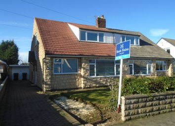 Thumbnail 4 bed bungalow to rent in Whitecliffe Crescent, Swillington, Leeds
