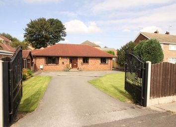 Thumbnail 3 bed detached bungalow for sale in Valley Road, Darrington, West Yorkshire