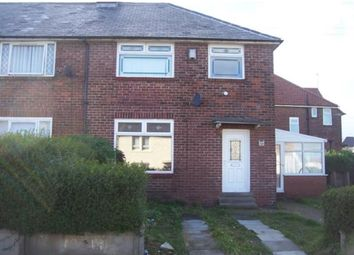 Thumbnail 3 bed end terrace house to rent in Crawford Terrace, Walker, Newcastle Upon Tyne