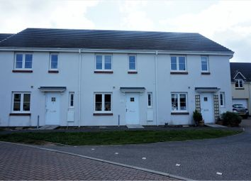 Thumbnail 3 bed terraced house for sale in Raleigh Gardens, Bodmin