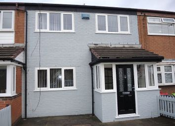 Thumbnail 2 bed terraced house to rent in Carlile Way, Kirkby, Liverpool