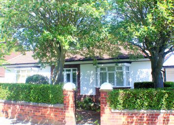 Thumbnail 4 bed bungalow for sale in West View Road, Hartlepool