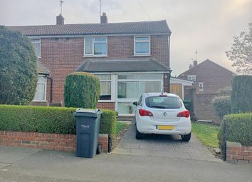 Thumbnail 3 bed semi-detached house for sale in Ladbury Road, Walsall