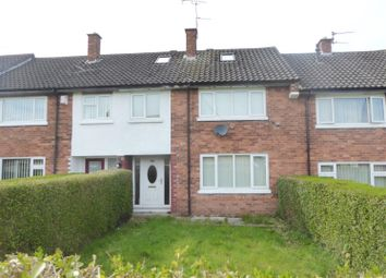 Thumbnail 3 bed terraced house to rent in Calveley Way, Winsford