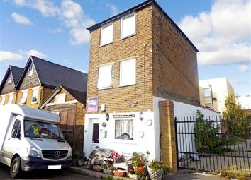 Thumbnail 2 bed link-detached house for sale in Charles Street, Bluetown, Sheerness, Kent