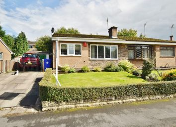 Thumbnail 2 bed semi-detached bungalow for sale in Delaney Drive, Parkhall, Stoke On Trent