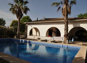 Thumbnail 4 bed villa for sale in 03640 Monòver, Alicante, Spain