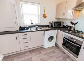Thumbnail 2 bed flat for sale in Hazel Walk, Alford