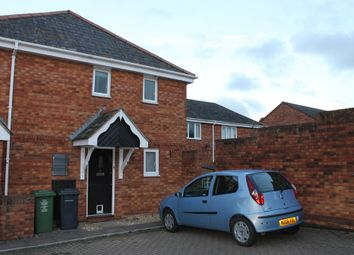 Thumbnail 1 bed flat to rent in Steeple Drive, Alphington, Exeter