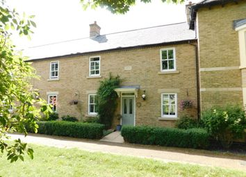 Thumbnail 4 bedroom terraced house for sale in Palmerston Way, Stotfold, Hitchin