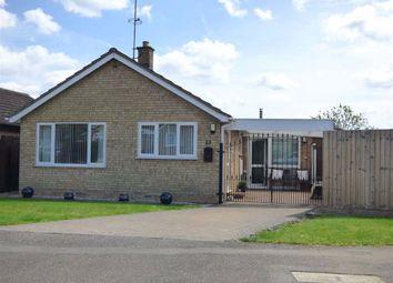 Thumbnail 2 bed detached bungalow for sale in Scott Close, Ravensthorpe, Northampton