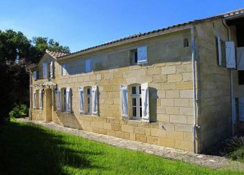 Thumbnail 5 bed property for sale in Porchères, Aquitaine, France