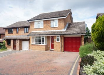 Thumbnail 3 bed detached house for sale in Swincombe Rise, Southampton