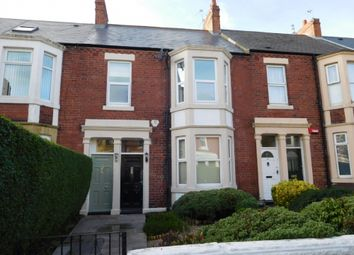 Thumbnail 2 bed flat to rent in Hulne Avenue, Tynemouth, North Shields