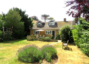 Thumbnail 3 bedroom semi-detached bungalow for sale in Chapel Lane, Fowlmere, Royston