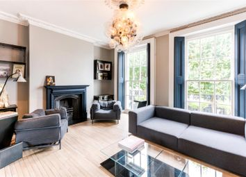 Thumbnail 5 bedroom terraced house for sale in Mornington Terrace, Camden, London