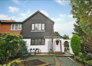Thumbnail 3 bed terraced house for sale in Downhall Ley, Buntingford, Hertfordshire