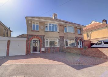 Thumbnail 3 bed semi-detached house for sale in Westbury Road, Southampton