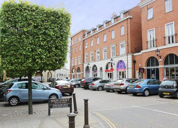 Thumbnail 1 bed flat for sale in Park View House, Main Street, Dickens Heath