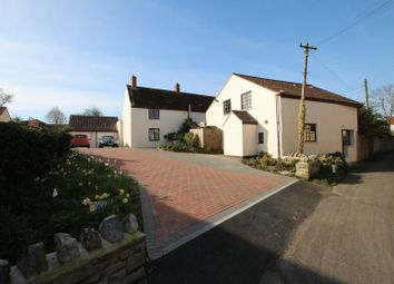 Thumbnail 8 bedroom detached house for sale in Lower Road, Woolavington, Bridgwater