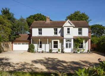 Thumbnail 7 bed detached house for sale in Chertsey Road, Windlesham