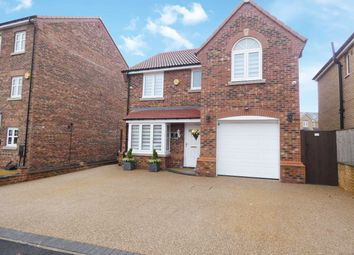 4 bed detached house for sale in Hazelwood Drive, Barnsley, Yorkshire S71