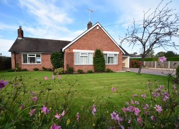 Thumbnail 3 bed detached bungalow for sale in Moreton Street, Prees, Whitchurch, Shropshire