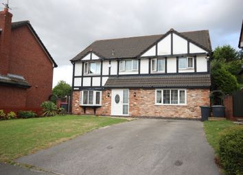 Thumbnail 4 bedroom detached house for sale in Falconwood Chase, Boothstown