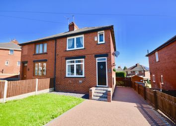 Thumbnail Semi-detached house for sale in Cromwell Mount, Worsbrough, Barnsley
