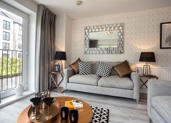 "Thumbnail 1 bed flat for sale in ""Locksbridge House"" at Park Prewett Road, Basingstoke"