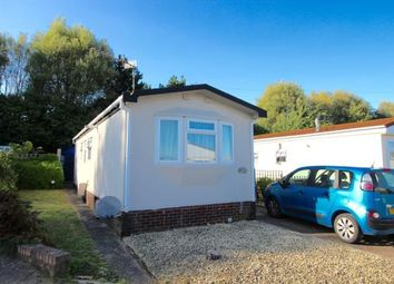 Thumbnail 1 bed mobile/park home for sale in Woodlands Park, Almondsbury, Bristol, Gloucestershire