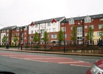 Thumbnail 3 bed flat to rent in Sugarmill Square, Eccles New Rd, Salford