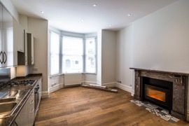 Thumbnail 2 bed flat to rent in Leithwaite Road, London