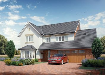Thumbnail 4 bed detached house for sale in Tincklers Fold, Eccleston, Chorley
