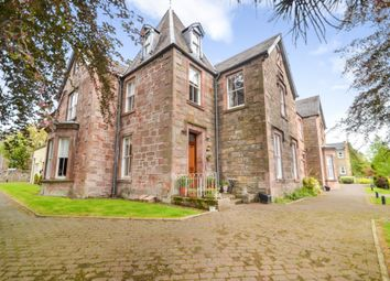 Thumbnail 2 bed flat for sale in 1 Muckhart Road, Dollar, Clackmannanshire