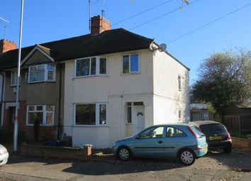 Thumbnail 4 bed semi-detached house for sale in Towcester Road, Far Cotton, Northampton