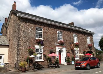 Thumbnail Hotel/guest house for sale in 17th Century Inn For Sale EX16, Witheridge, Devon