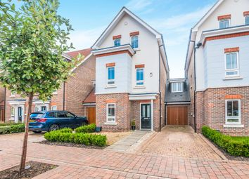 Thumbnail 4 bed detached house for sale in Pintail Way, Maidenhead
