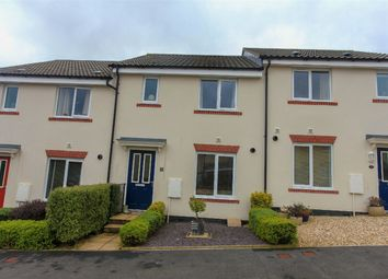 Thumbnail 3 bed terraced house for sale in Brewery Drive, St Austell, Cornwall