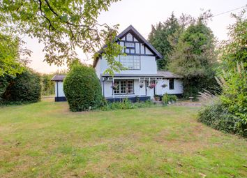 Thumbnail 4 bed detached house for sale in The Street, Coney Weston, Bury St. Edmunds