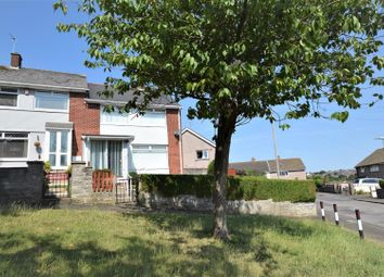 Thumbnail 3 bed semi-detached house for sale in Gloucester Close, Barry