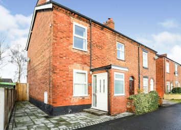 Thumbnail 2 bed end terrace house for sale in Magdala Place, Northwich