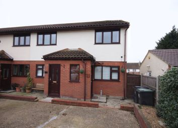 Thumbnail 2 bed property for sale in Conybury Court, Waltham Abbey