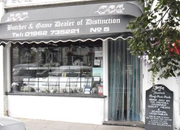 Thumbnail Retail premises for sale in Alresford, Hampshire