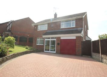 Thumbnail 4 bed detached house for sale in Louise Street, Lower Gornal, Dudley, West Midlands