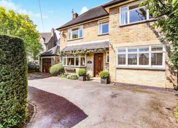 Thumbnail 3 bedroom detached house for sale in Shepherds Close, Loughborough, Leicestershire