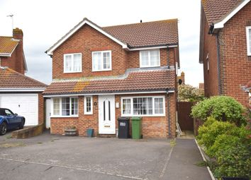 Thumbnail 4 bed detached house for sale in Piltdown Way, Eastbourne, East Sussex