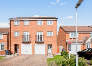 Thumbnail 3 bed town house for sale in Diamond Jubilee Close, Gloucester, Gloucestershire