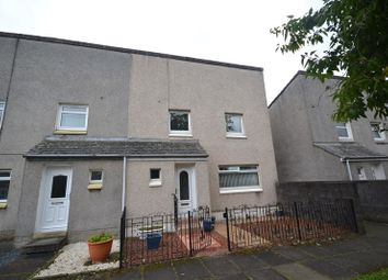 Thumbnail 3 bedroom end terrace house for sale in Spruce Road, Cumbernauld
